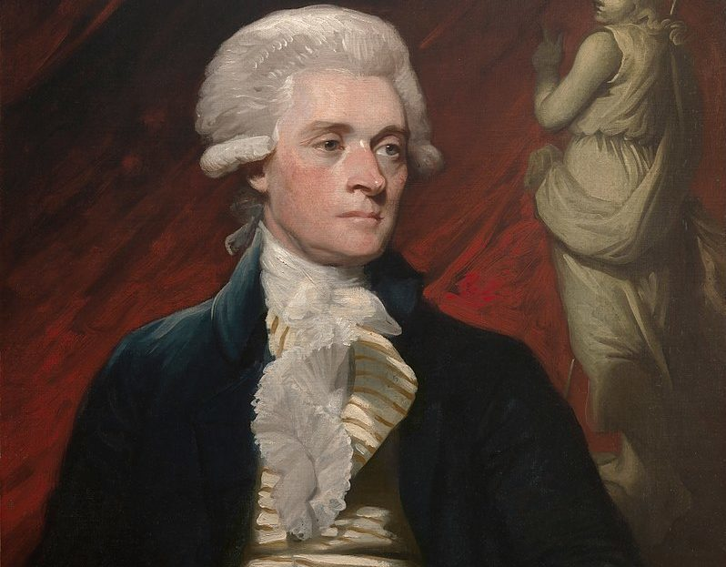 Jefferson and Religious Toleration