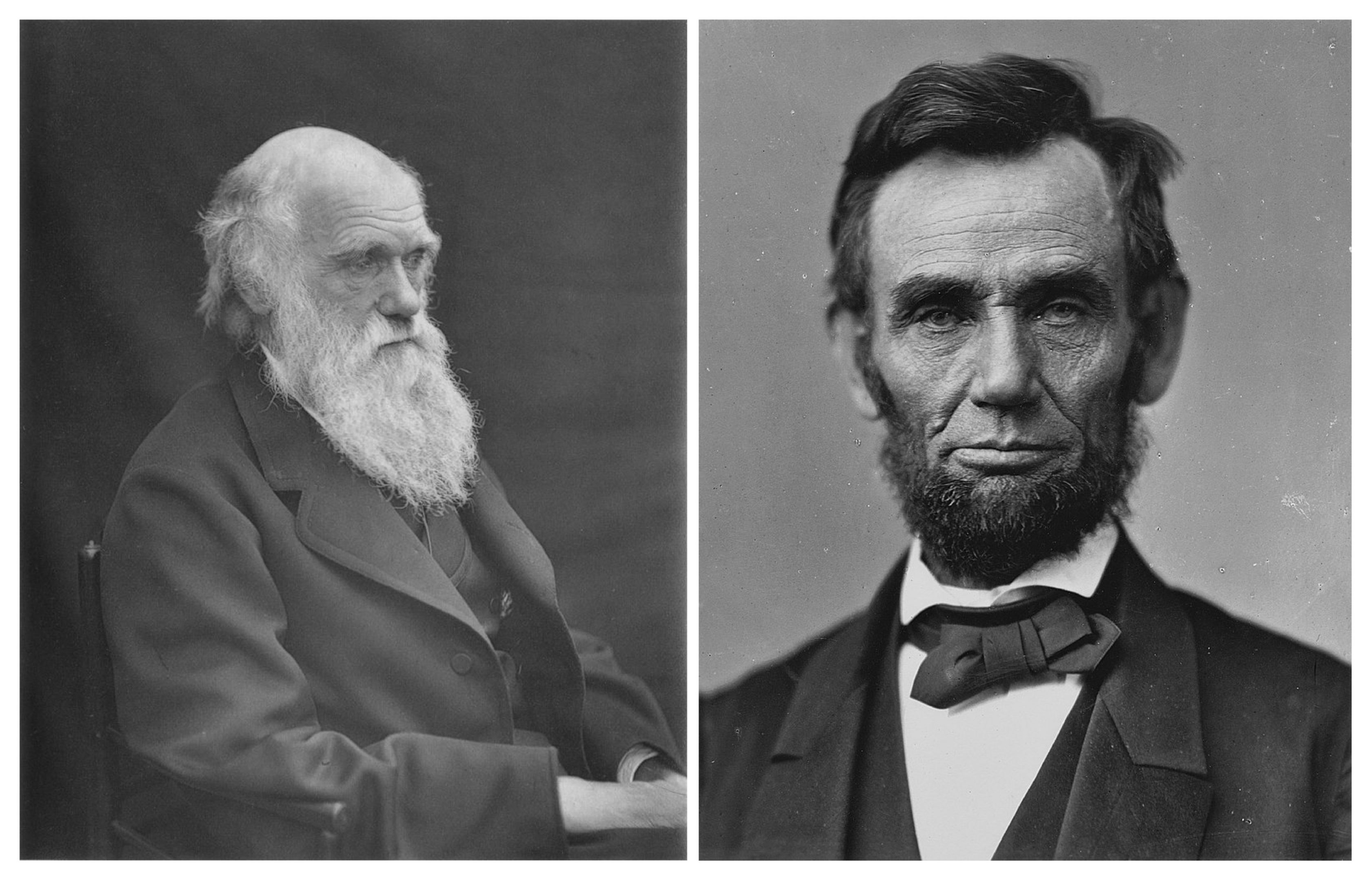 Abraham Lincoln and Charles Darwin | Starting Points