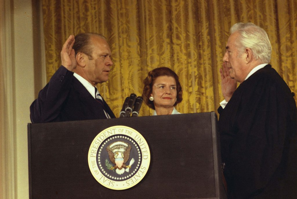 Gerald Ford and the Persistence of Constitutional Power