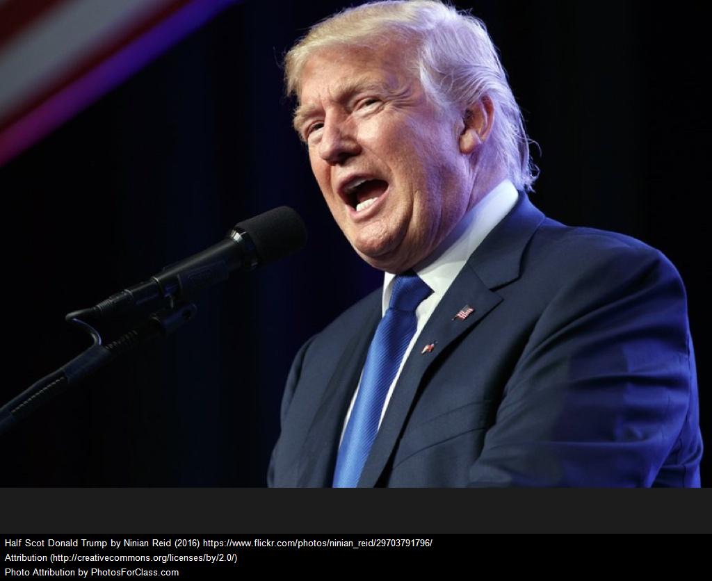 Trump's Twist on Identity Politics