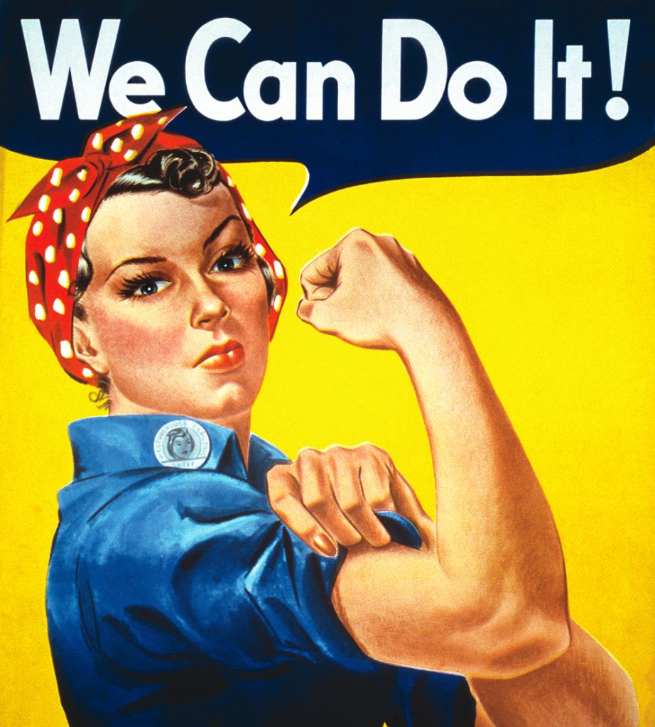 The Career of American Feminism and its Rolling Revolution