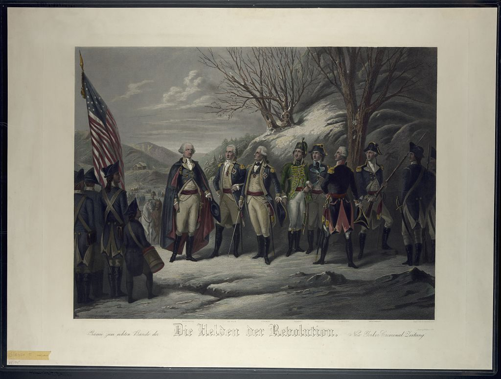 Confronting Globalization: Brexit and the American Revolution