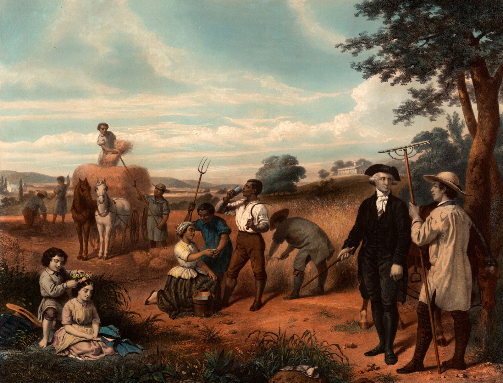 """Beyond the Reach of Mixture""? The Founders and an Interracial America"