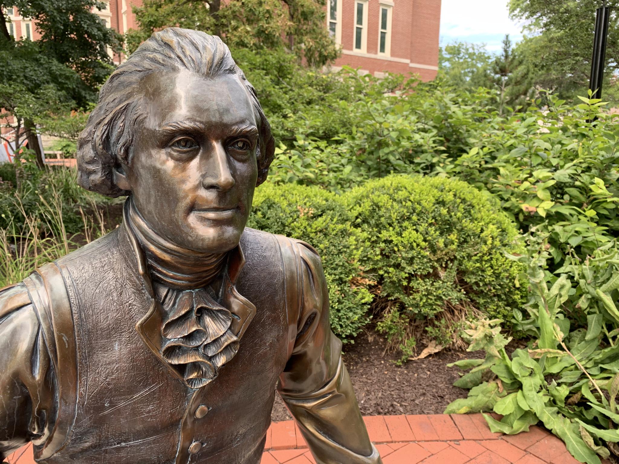 Thomas Jefferson at Mizzou