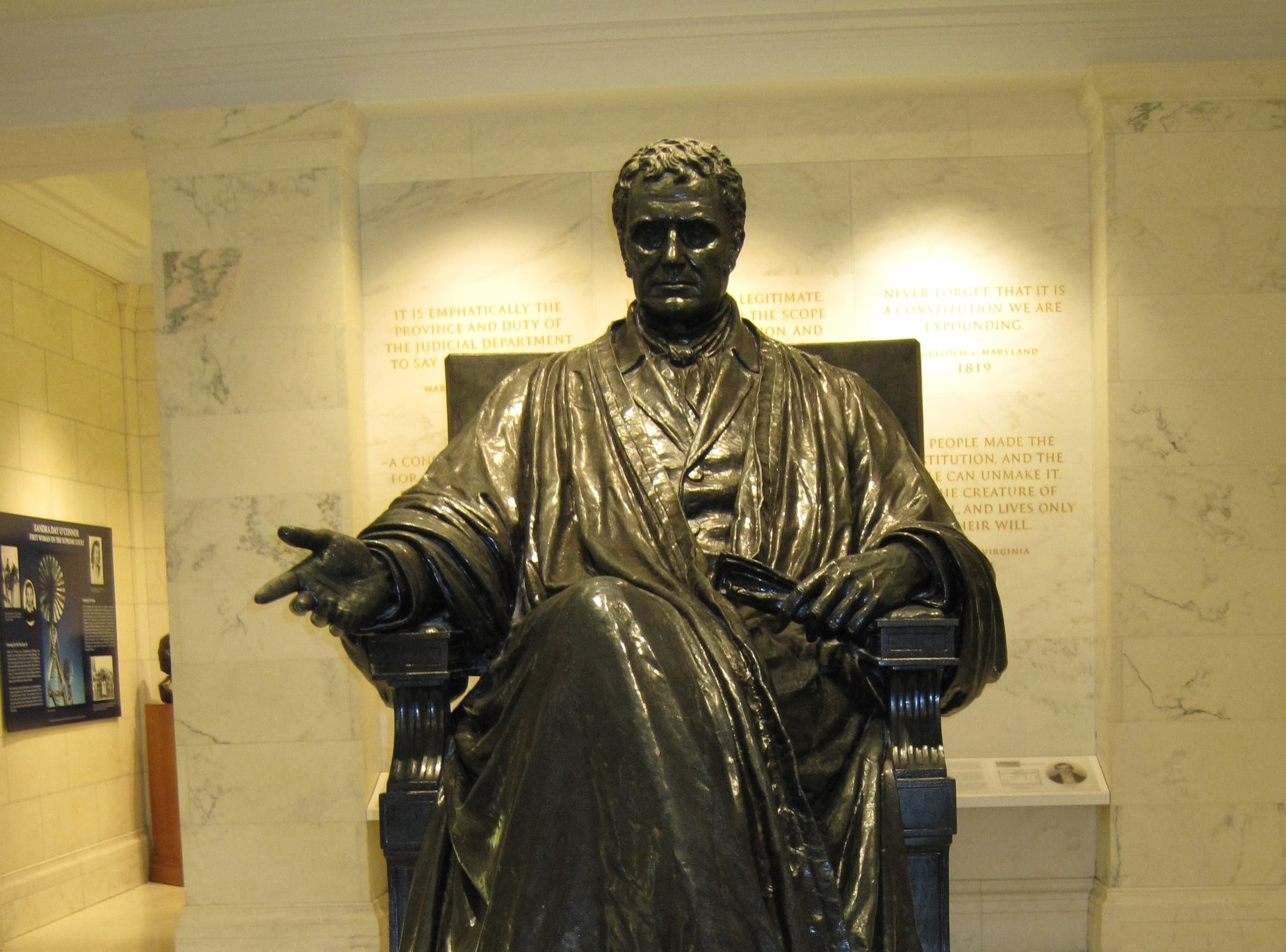 John Marshall, Judicial Supremacy, and a Post-Ginsburg Court