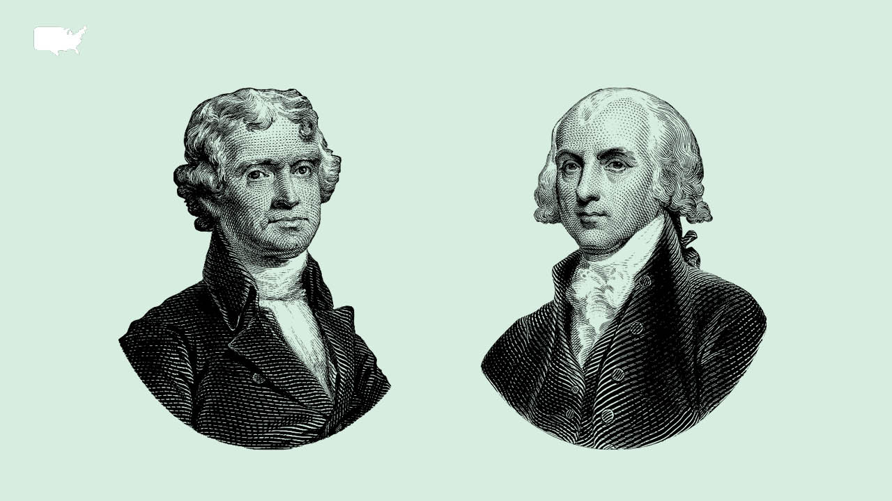 Agreeing to Disagree: Jefferson and Madison on Constitutional Issues
